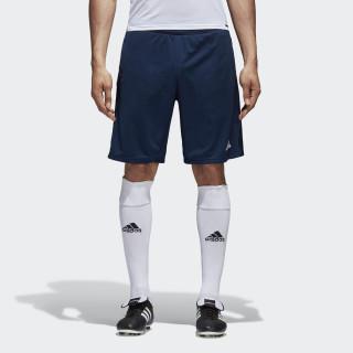 Pantalón corto de entrenamiento Tiro 17 Collegiate Navy/White BQ2641