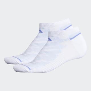 Superlite Prime Mesh 2 No-Show Socks 2 Pairs White CJ0614