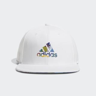 Snapback Hat White CK6296