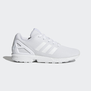 ZX Flux Shoes White S81421