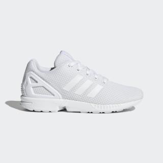 ZX Flux Shoes White S81421