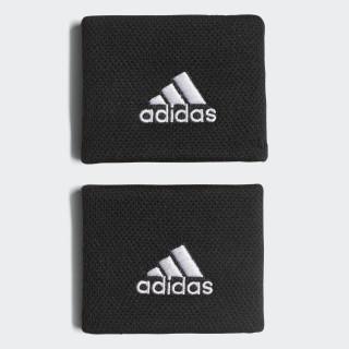 Tennis Polsband Small Black/White CF6280