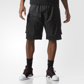 Pantaloneta JH PLYMKR SHORT BLACK AZ4044