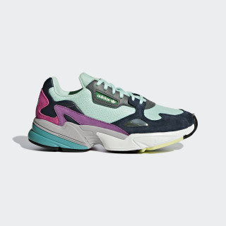 Falcon Shoes Clear Mint / Clear Mint / Collegiate Navy BB9175