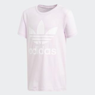 Camiseta Trifolio AERO PINK S18/WHITE CF8549