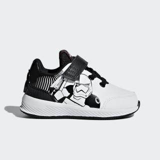 Star Wars RapidaRun Shoes Core Black / Cloud White / Scarlet AH2462