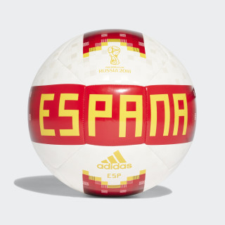 Spain Ball White / Red / Bold Gold CF2323