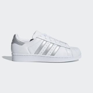 Superstar Schuh Ftwr White / Supplier Colour / Grey Two D97998