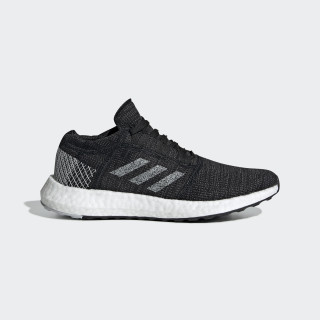 Pureboost Go Shoes Core Black / Grey / Grey B75822