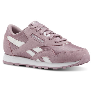 Classic Nylon Infused Lilac / White / Silver CN4871
