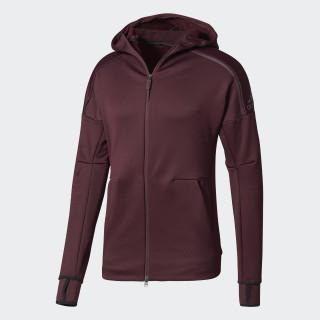 adidas Z.N.E. Climaheat Hoodie Dark Burgundy BS4879