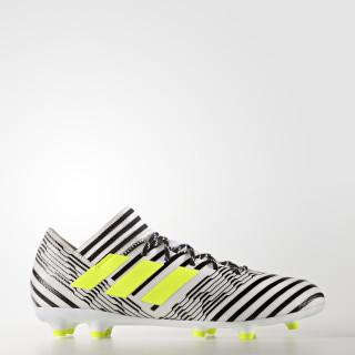 Zapatos de Fútbol Nemeziz 17.3 Terreno Firme FTWR WHITE/SOLAR YELLOW/CORE BLACK S80599