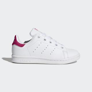 Stan Smith Schuh Footwear White/Bold Pink BA8377