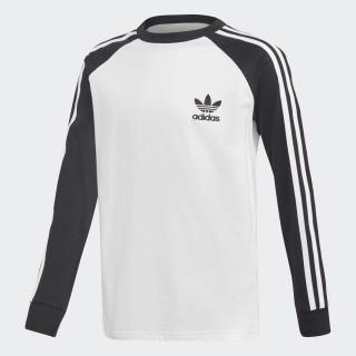 California T-shirt White / Black / White DM4452