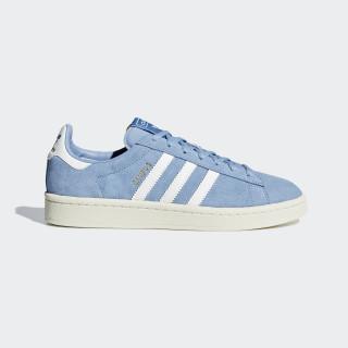 Campus Shoes Ash Blue / Running White / Cream White B37936
