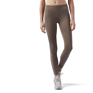 Mesh Legging Smokey Taupe CD3769