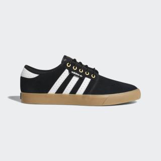 Seeley Schuh Core Black / Ftwr White / Gold Met. B27789