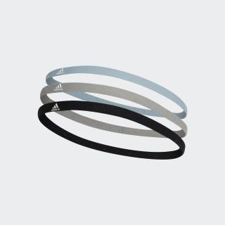 Hairband 3 Pack Black / Multi Solid Grey / Ash Grey DU3270
