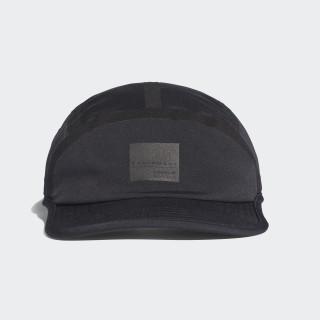 CAP 5 PANEL CAP EQT BLACK/BLACK REFLECTIVE DH3333