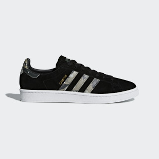 Campus Shoes Core Black / Trace Cargo / Crystal White B37821