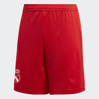 Real Madrid Ausweichshorts Vivid Red DQ0871