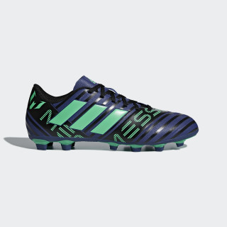 Chuteira Nemeziz Messi 17.4 Campo UNITY INK F16/HI-RES GREEN S18/CORE BLACK CP9048