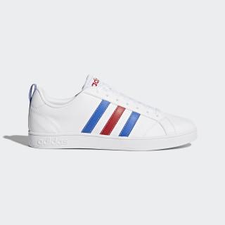 VS Advantage Shoes White/Blue/Power Red F99255