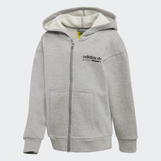 Kaval hoodie Medium Grey Heather D98869