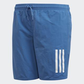 Shorts adidas 3 stripes water TRACE ROYAL S18/WHITE CV5188