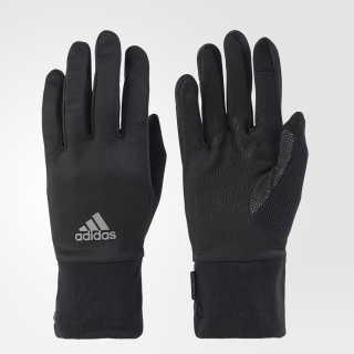 Guantes Climawarm Running BLACK/RAY RED F16/REFLECTIVE SILVER S94191