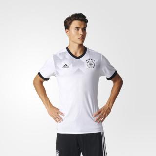 Maglia Home Pre-Match Germany White/Black BP9161