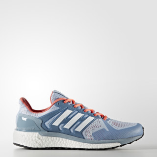 Supernova ST Shoes Easy Blue / Cloud White / Easy Coral BB3104