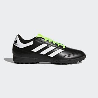 Zapatillas de fútbol para césped artificial Goletto 6 CORE BLACK/FTWR WHITE/SOLAR GREEN BB0585