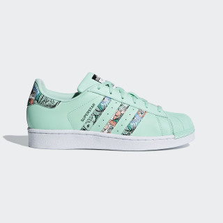 Tenis Superstar CLEAR MINT/FTWR WHITE/FTWR WHITE B96260