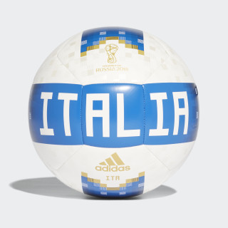 Italy Ball White / Blue / Matte Gold CF2326