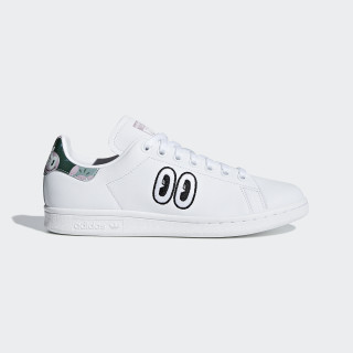 Sapatos Stan Smith Ftwr White / Soft Vision / Core Black CM8415