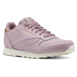 Classic Leather - Grade School Rm-Infused Lilac / Chalkk CN5565