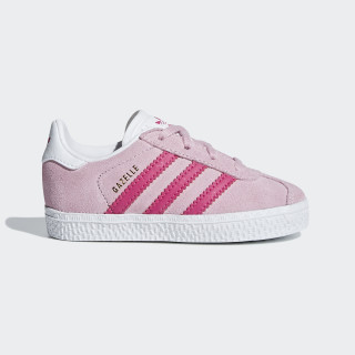 Zapatilla Gazelle Clear Pink / Real Magenta / Ftwr White B41923