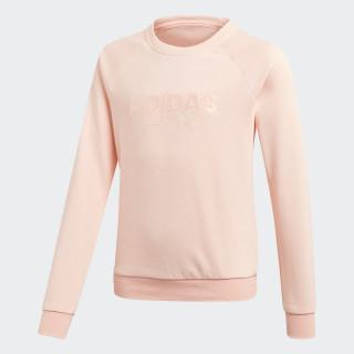 All Caps Sweatshirt Haze Coral / Clear Orange DJ1319