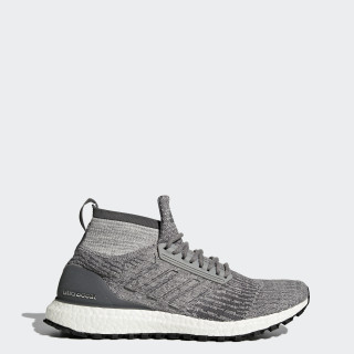 Ultraboost All Terrain Shoes Grey / Grey / Grey CG3000