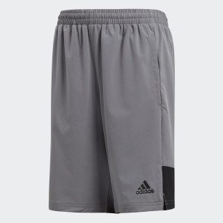 Pantaloneta de Training Classic GREY THREE F17/BLACK CE5743