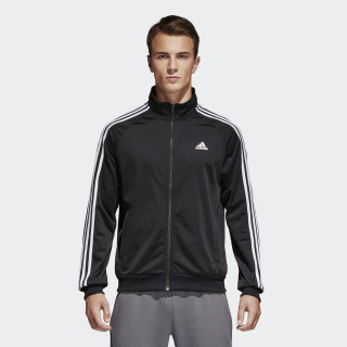 Essentials Track Jacket Black / White BR1024