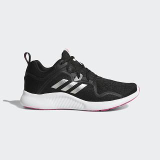 Edgebounce Shoes Core Black / Silver Metallic / Shock Pink BB7563