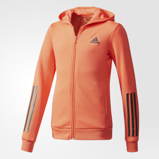 Saco con Capucha de Training Full Zip EASY CORAL S17/BLACK CE6141