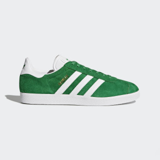 Tenis Gazelle GREEN/WHITE/GOLD MET. BB5477