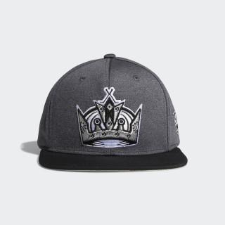 Kings Snapback Heathered Grey Hat Multi CY0484