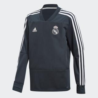 Real Madrid Trainingsoberteil Blue / Black / Core White CW8654
