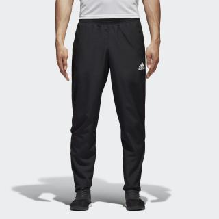 Tiro 17 Pants Black/White AY2861