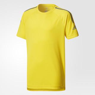 Camiseta Training Cool EQT YELLOW S16/BLACK CE5813