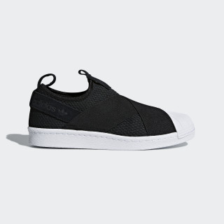 Zapatillas Superstar Slip On W CORE BLACK/CORE BLACK/FTWR WHITE B37193